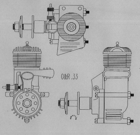 large rotary engine two